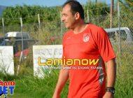 """Λ. Παπανικολάου:""""Iκανοποιήθηκα από την πρόταση της Καλλονής-δεν είχα πρόταση από τη Λαμία"""""""