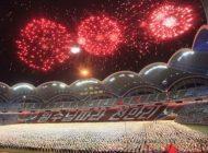 Β.Κορέα: 150.000 στη μεγαλοπρεπή γιορτή λατρείας… του Κιμ Γιονκ Ουν! (φωτό, vid)