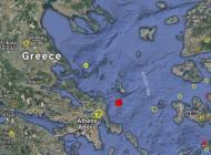 Σεισμός στην Εύβοια...