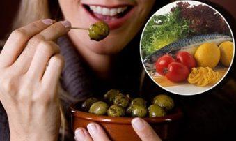 Η Μεσογειακή διατροφή κάνει καλό και στο μυαλό