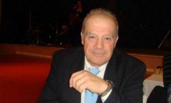 """""""Έφυγε"""" στα 63 του ο Τάσος Καπέλλας!"""