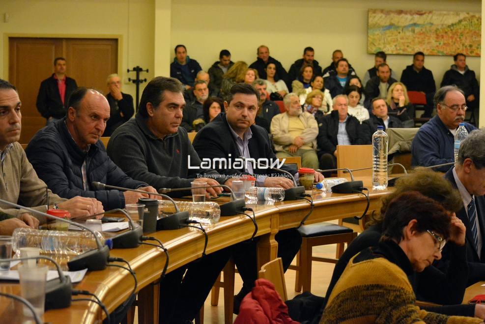 Αποτέλεσμα εικόνας για δημοτικο συμβουλιο lamianow