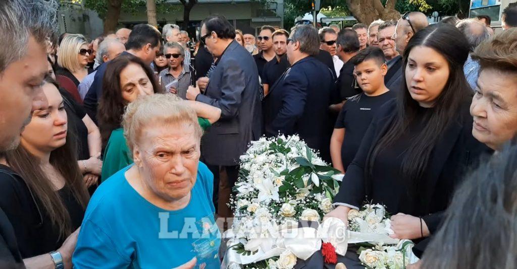 20190917 004652 - Με κλαρίνα το τελευταίο αντίο στον Γιώργο Τζαμάρα