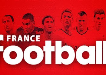 France Football Real Madrid is on the top