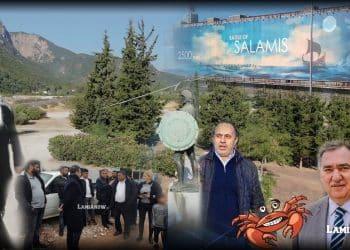 """Ο """"καβρός"""" τσιμπάει κάθε Δευτέρα στο Lamianow.gr..."""