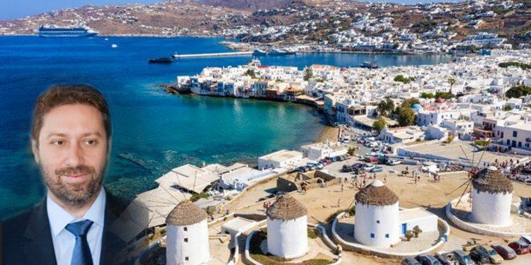 Άρθρο του Αργύρη Αργυριάδη για τον τουρισμό
