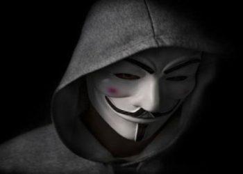 anonymous warning