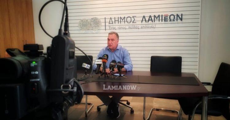 Ο δήμαρχος Λαμιέων Θύμιος Καραϊσκος ανακοίνωσε την αναστολή των προγραμματισμένων εκδηλώσεων «ΘΕΡΜΟΠΥΛΕΙΑ 2020»
