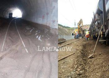 Αποκαταστάθηκε η κυκλοφορία των τρένων στην γραμμή Λιανοκλάδι –Παλαιοφάρσαλα