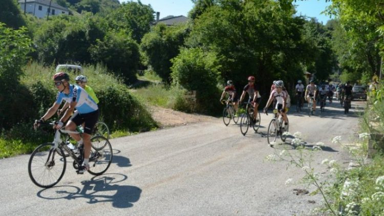 Ποδηλατικός αγώνας Θερμοπύλες – Μενδενίτσα