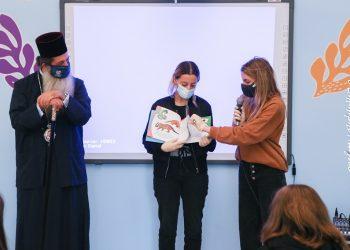 Λαμία: Δυο μαθήτριες της Γ' Λυκείου διδάσκουν τα παιδιά του ΚΔΑΠ «ΑΓΙΟΣ ΕΦΡΑΙΜ»! (Φώτο)