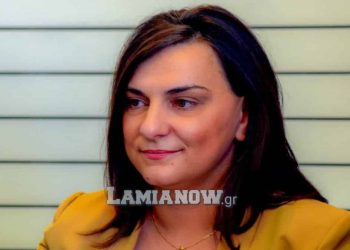 Δήμαρχος Αμφίκλειας-Ελάτειας κα Αθανασία Στιβακτή