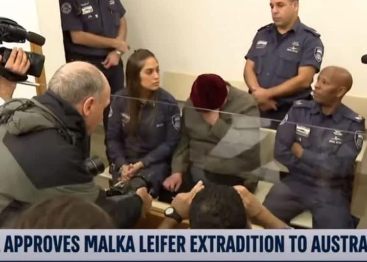 israel malka leifer