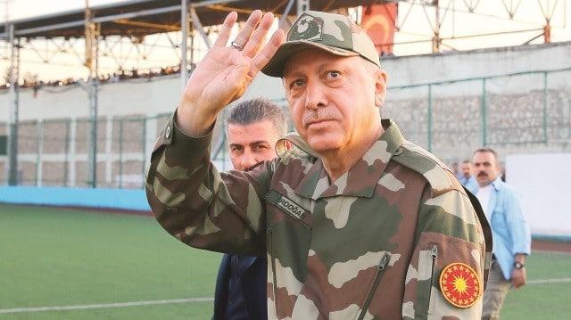 erdogan uniform