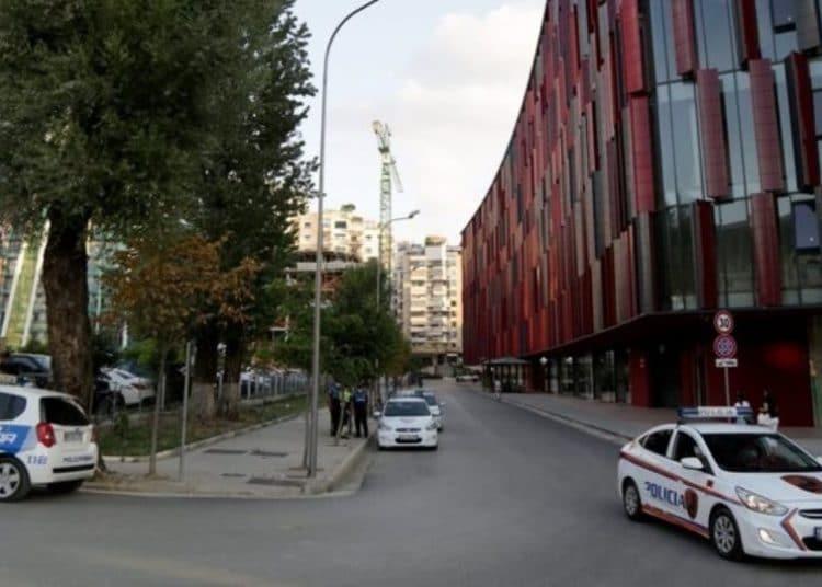 tirana police