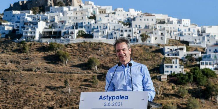 """Ομιλία του Πρωθυπουργού Κυριακός Μητσοτάκη στην εκδήλωση με θέμα """"Astypalea"""
