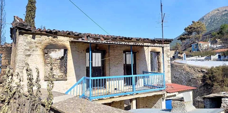 Φωκίδα : Σε κατάσταση έκτακτης ανάγκης πολλά χωριά λόγω της πυρκαγιάς στη  Δωρίδα - Lamianow.gr
